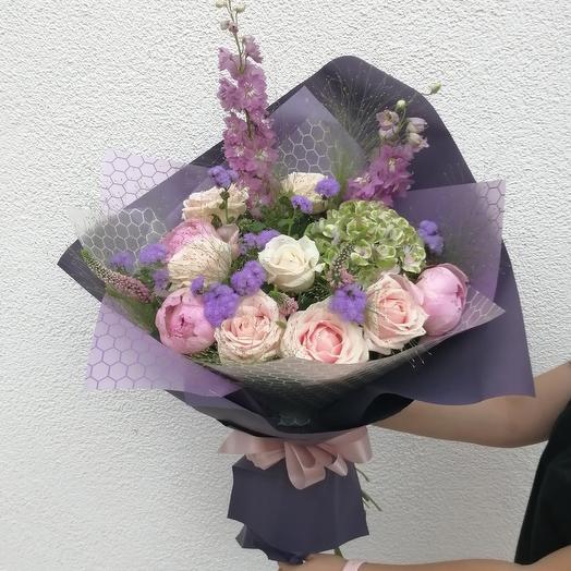 Искреннее признание любви: букеты цветов на заказ Flowwow