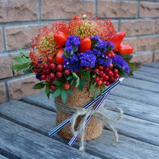 Любимый ученик: букеты цветов на заказ Flowwow