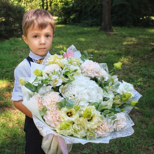 Зефирный: букеты цветов на заказ Flowwow