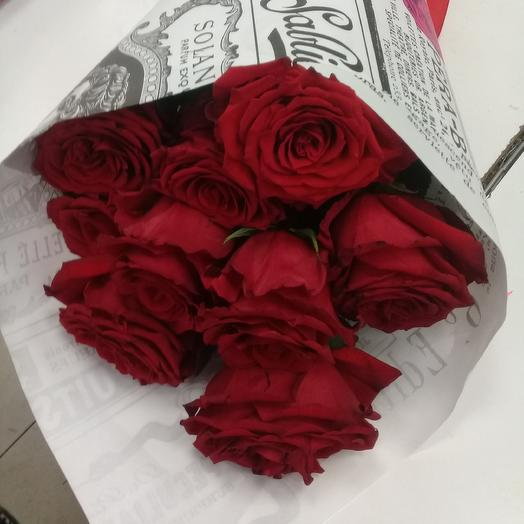 Букет конверт: букеты цветов на заказ Flowwow