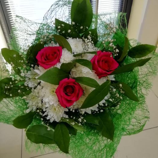 Нежный цветок: букеты цветов на заказ Flowwow