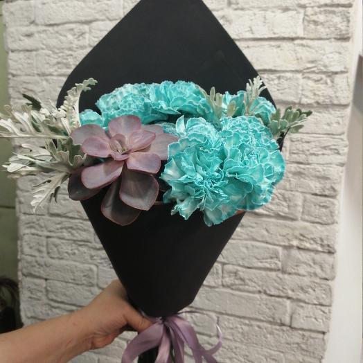 Необыкновенный букет для чудесного человека: букеты цветов на заказ Flowwow