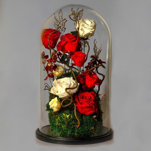 "Композиция ""Музыка любви"": букеты цветов на заказ Flowwow"
