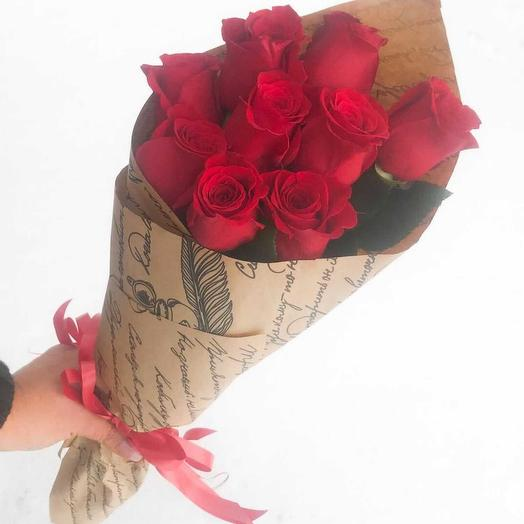 Кристал: букеты цветов на заказ Flowwow