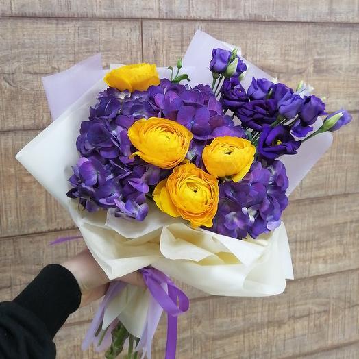 """Стильный букет """"премиум"""": букеты цветов на заказ Flowwow"""