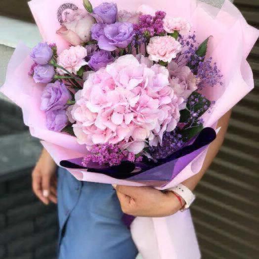 Нежная Лия: букеты цветов на заказ Flowwow