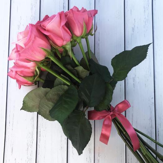 Букет «Для тебя»: букеты цветов на заказ Flowwow