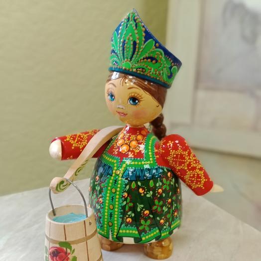 Куколка расписная