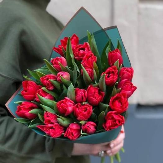"Букет цветов ""Улыбка мамы"""