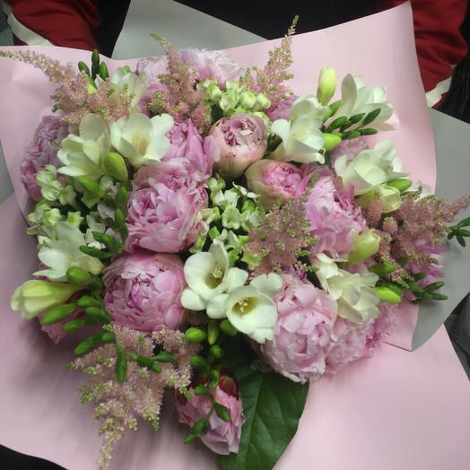 Букет Надежда: букеты цветов на заказ Flowwow