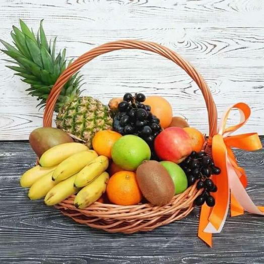 Корзина с фруктами 1
