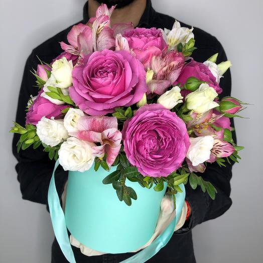 «Принцесса»: букеты цветов на заказ Flowwow