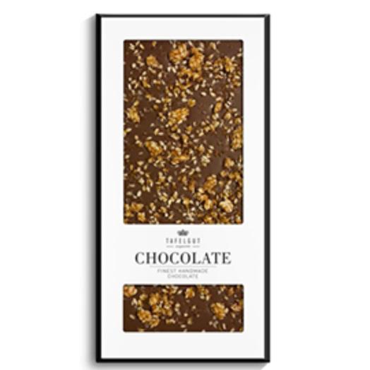 Шоколад SESAME BRITTLE