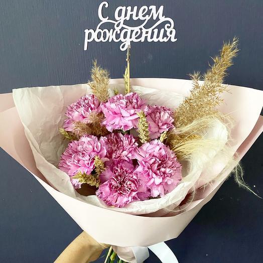 Диантус Розовый