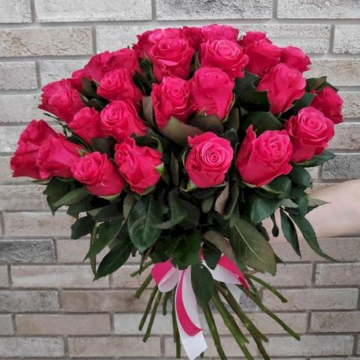 Моно из эквадорских роз