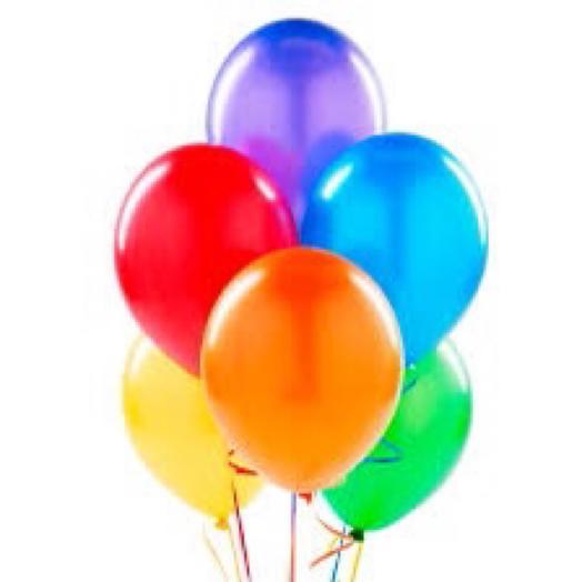 Balloons 7pcs
