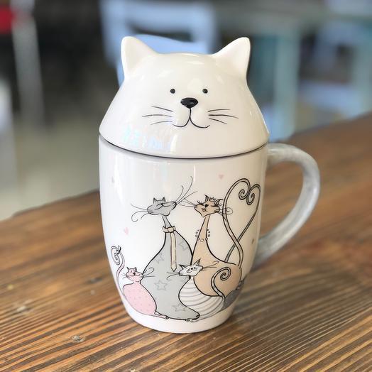"Чашка-заварник ""счастливая семейка"""