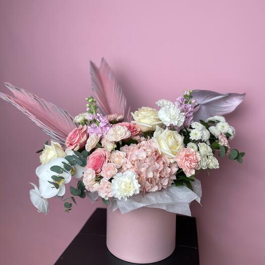 Для самой любимой семицветик