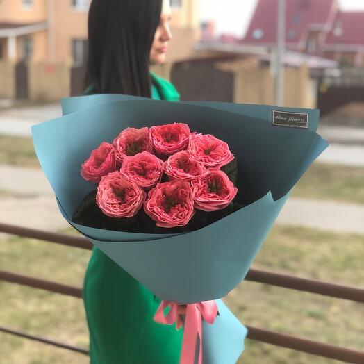 Пионовидные розы 💓