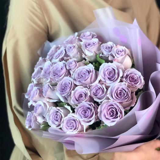 Букет роз «Миледи»