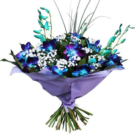 Северный ветер: букеты цветов на заказ Flowwow