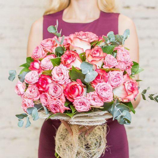 НЕЖНЫЙ ПАЙ: букеты цветов на заказ Flowwow