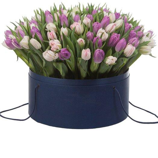 Букет  43 Лукреция: букеты цветов на заказ Flowwow