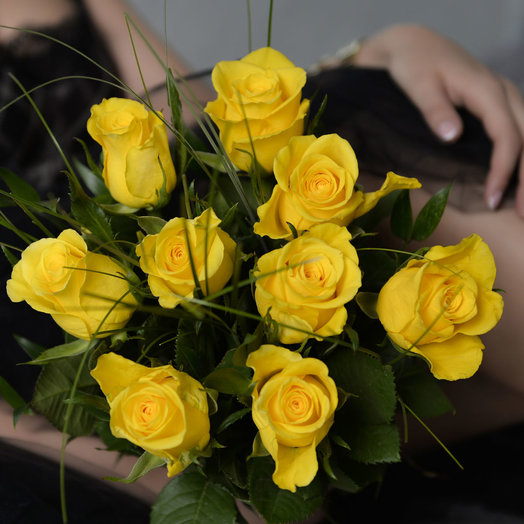 Lover Yellow rose - yellow rose and love: flowers to order Flowwow
