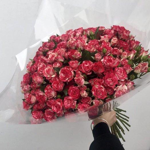 39 роз ВАУ: букеты цветов на заказ Flowwow