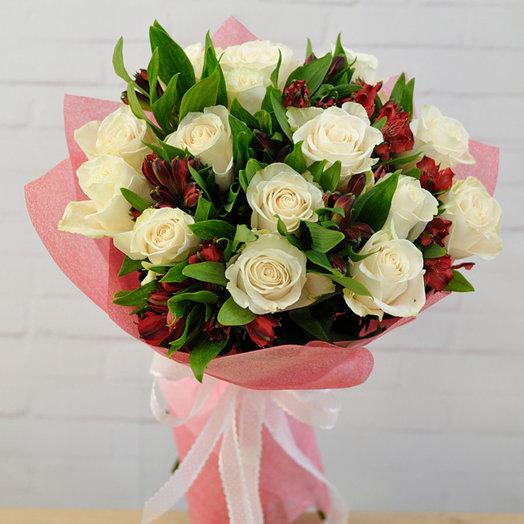 Букет 75: букеты цветов на заказ Flowwow