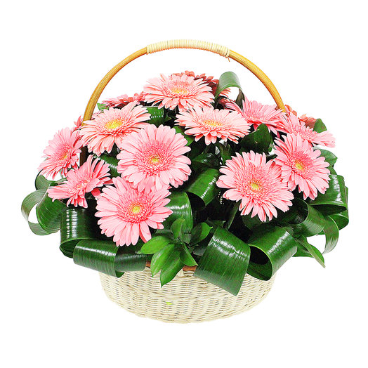 Корзина 4: букеты цветов на заказ Flowwow