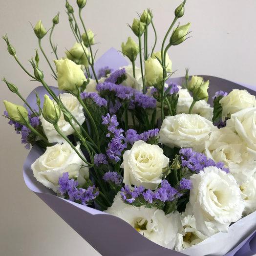 Черничная ночь: букеты цветов на заказ Flowwow