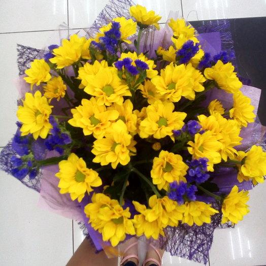 Made by Жасмин 37: букеты цветов на заказ Flowwow