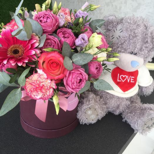 Чувства: букеты цветов на заказ Flowwow