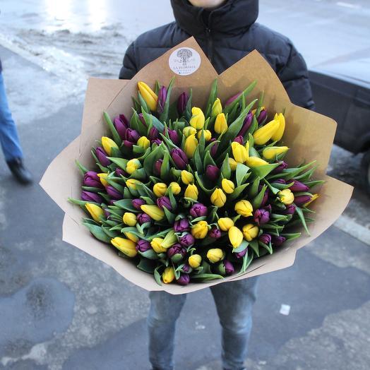 Чувства Прикосновение: букеты цветов на заказ Flowwow