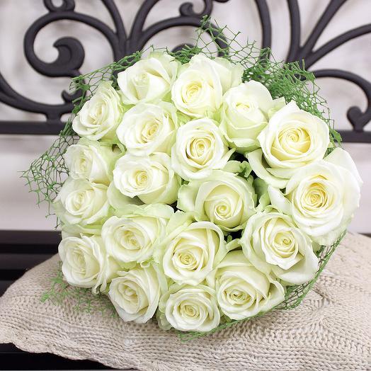 """Bouquet """"29"""" (19 roses - 50 cm)"""