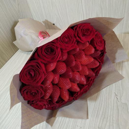 Девица: букеты цветов на заказ Flowwow