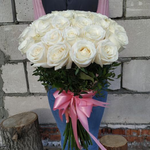 """Букет """"31 роза"""": букеты цветов на заказ Flowwow"""