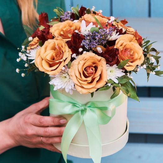 Фантазия2: букеты цветов на заказ Flowwow