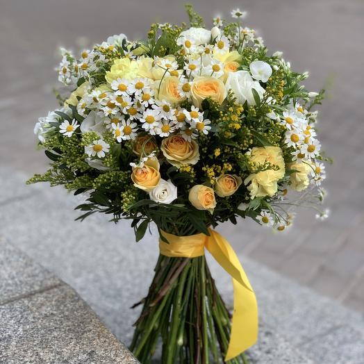 Чувственный и лёгкий: букеты цветов на заказ Flowwow