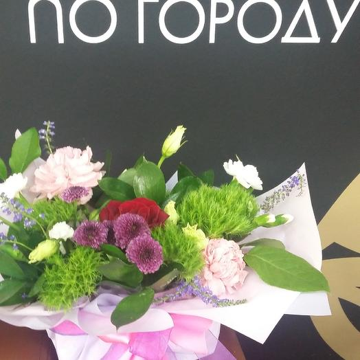 Композиция из цветов: букеты цветов на заказ Flowwow
