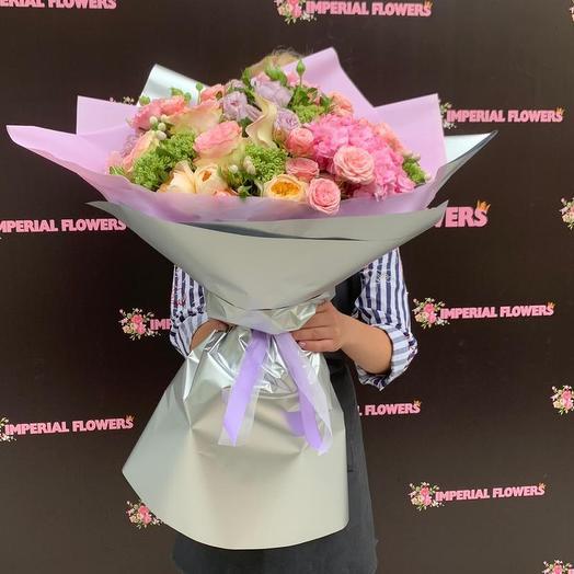 """Фирменный букет """"IMPERIAL flowers"""": букеты цветов на заказ Flowwow"""
