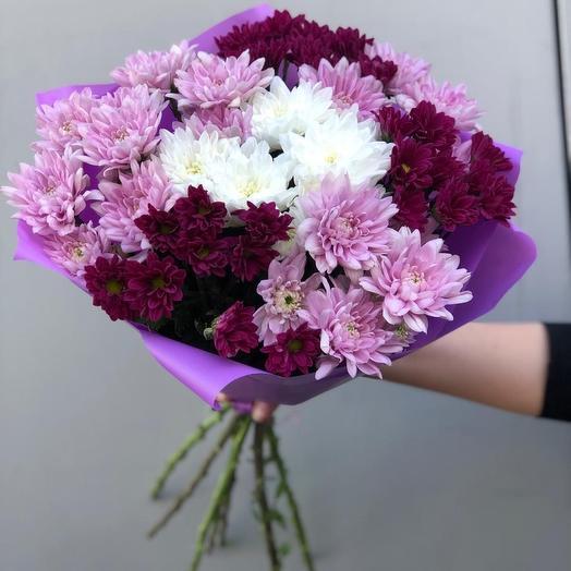 Яркий 💕: букеты цветов на заказ Flowwow
