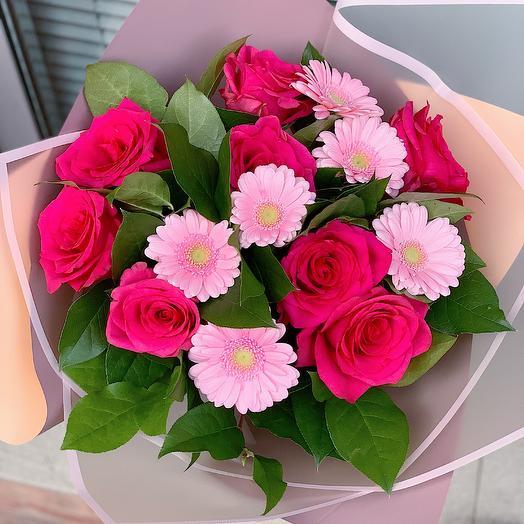 Для настоящей леди: букеты цветов на заказ Flowwow
