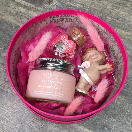 Подарок «Любимой»: букеты цветов на заказ Flowwow