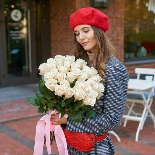 Принцеса: букеты цветов на заказ Flowwow