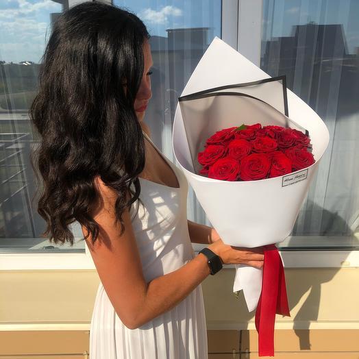 Розы шик