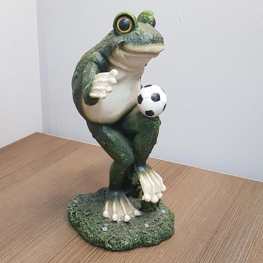 Лягушенок футболист