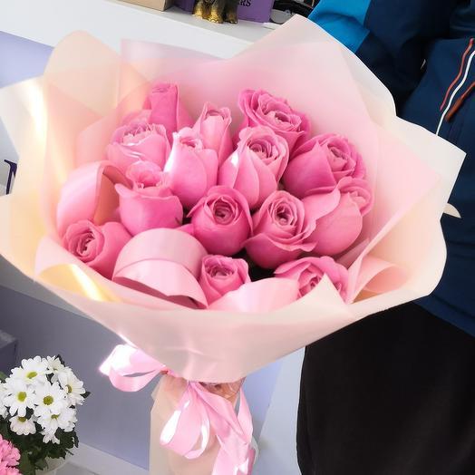 """Ароматные розы """"All for love"""""""