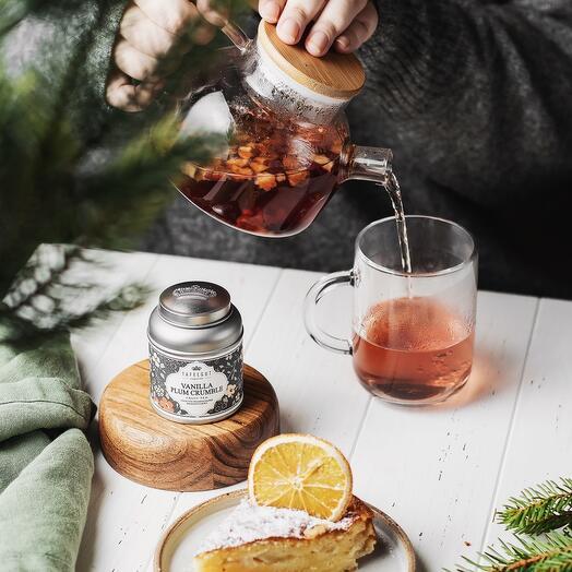 Чай VANILLA PLUM CRUMBLE